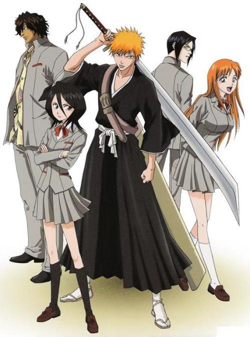 Ichigo n Friends